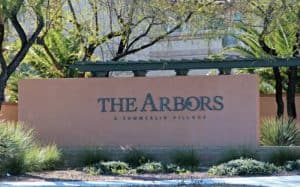The-Arbors-village-in-Summerlin-Las-Vegas