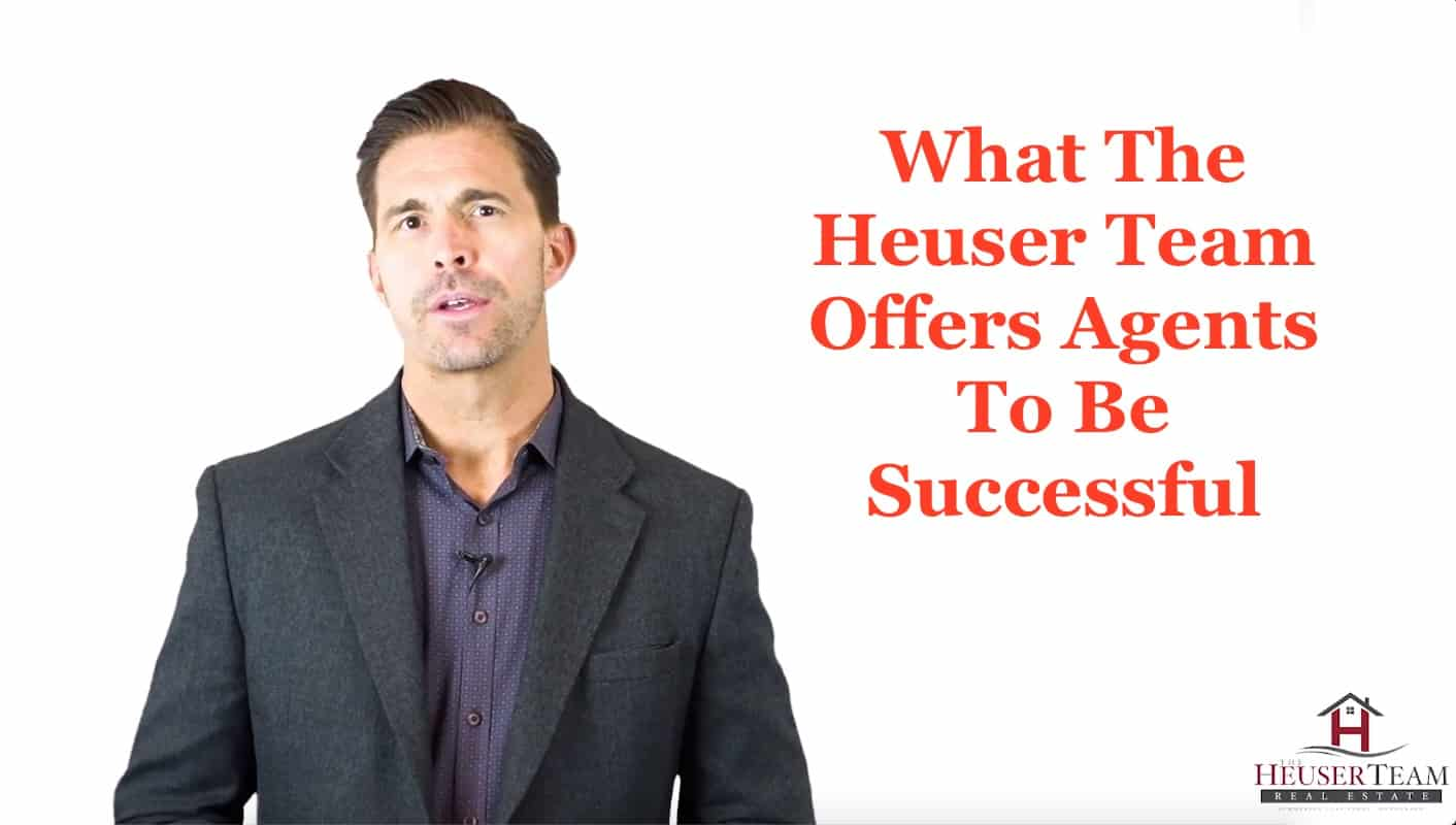 What-The-Heuser-Team-Offers-Agents-To-Be-Successful