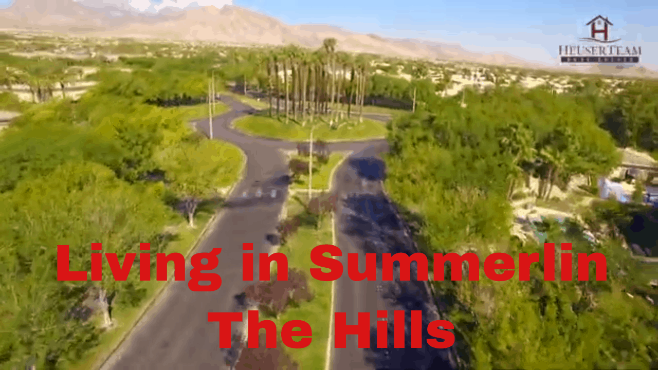 Summerlin-the-hills